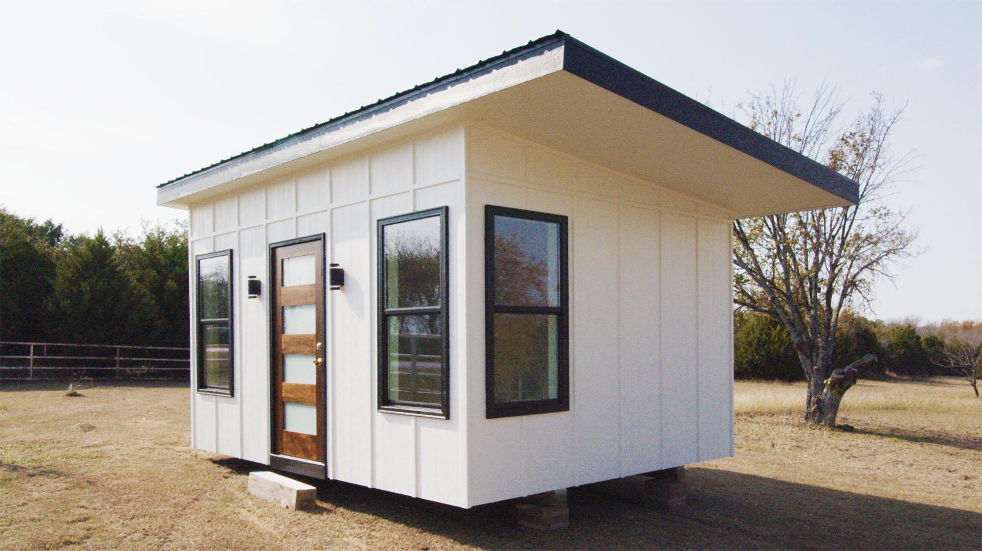 backyard office, office pod, home studio